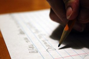 Escribiendo un cronograma de ELE