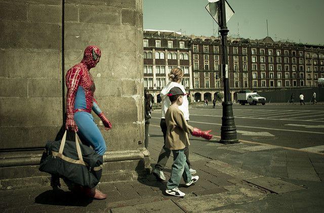 El superhéroe que todos llevamos dentro