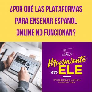 plataformas para enseñar español online
