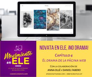 página web para profesores de ELE online Movimiento en ELE podcast