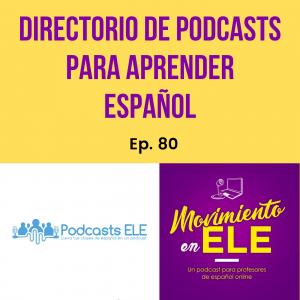 PODCASTS PARA Aprender español