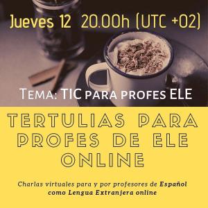 TIC para profesores de idiomas online