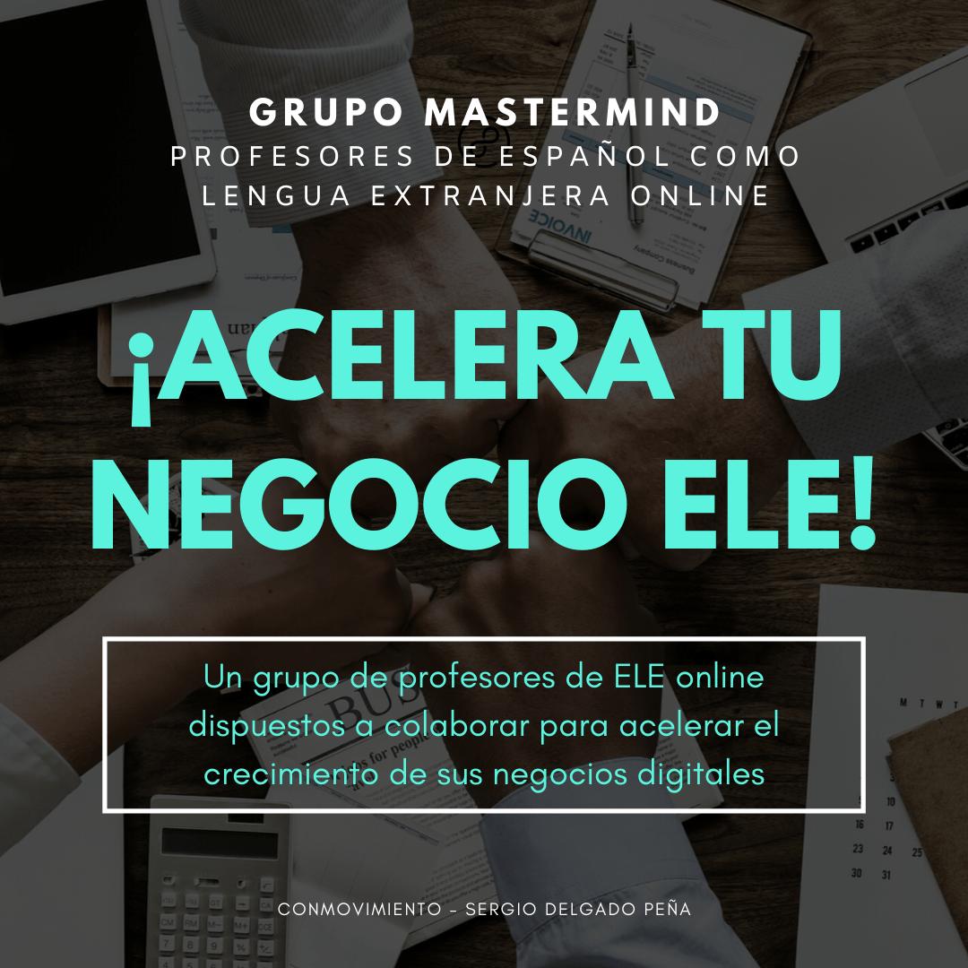 Grupo Mastermind profesores de español como lengua extranjera