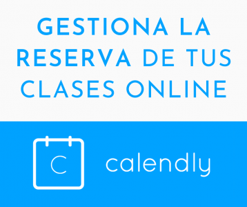 Calendly reservar clases online