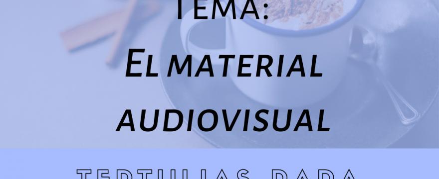 material audiovisual en clase de ELE online