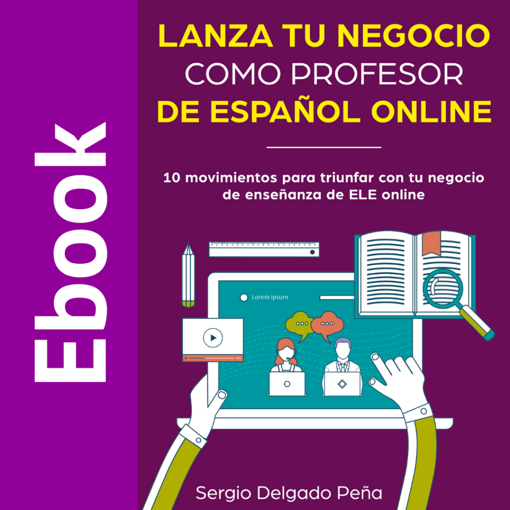 ebook lanza tu negocio como profesor de español online