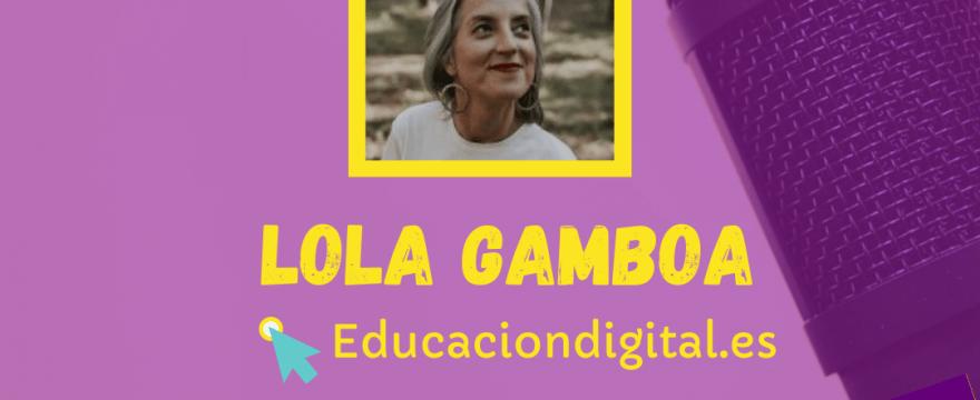 Clases online de español e inglés jurídico y mentorías para profesores – Entrevista a Lola Gamboa