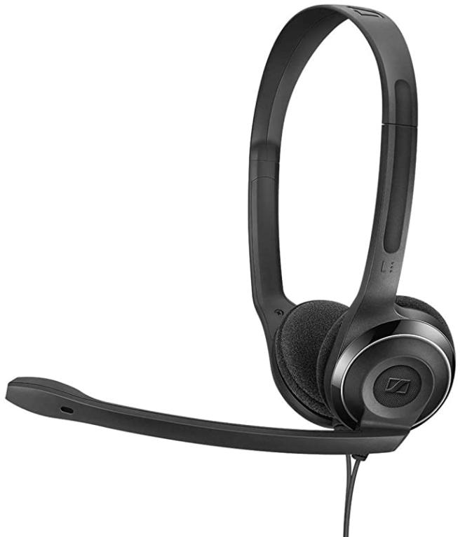 microfono y auricular clases online