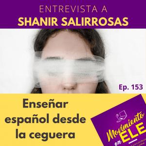 enseñar español desde la ceguera movimiento en ele