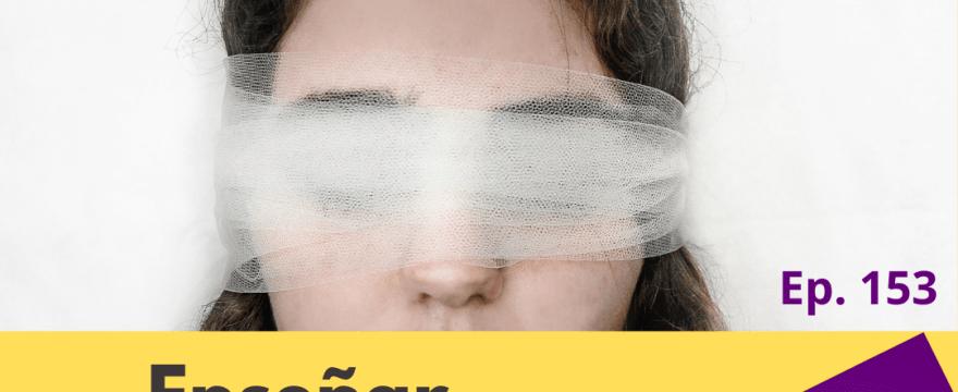 Enseñar español desde la ceguera
